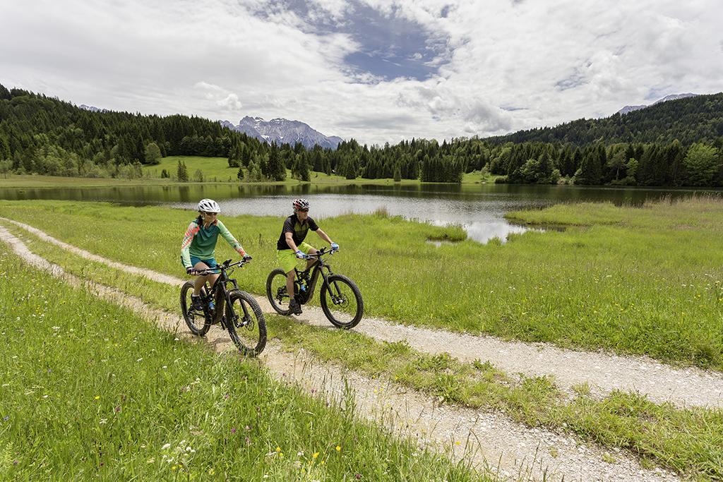 E-Biken Garmisch-Partenkirchen_Geroldsee