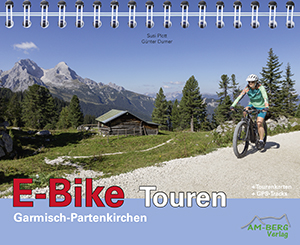 E-Bike Touren Garmisch-Partenkirchen (Band 1)