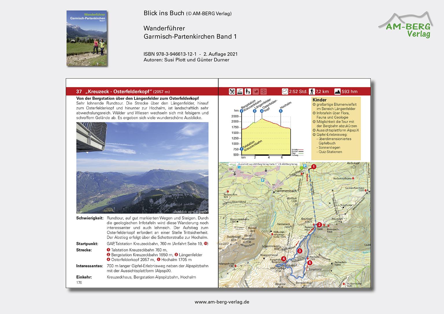 Wanderführer Garmisch-Partenkirchen Band 1_Blick ins Buch07