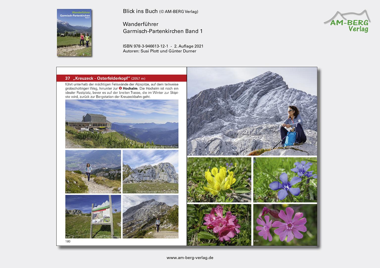 Wanderführer Garmisch-Partenkirchen Band 1_Blick ins Buch09