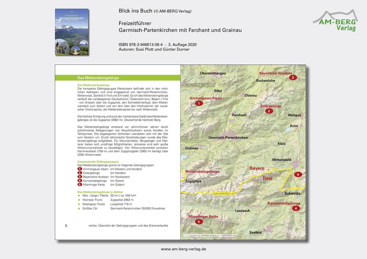 Freizeitführer Garmisch-Partenkirchen mit Farchant und Grainau_BlickinsBuch05