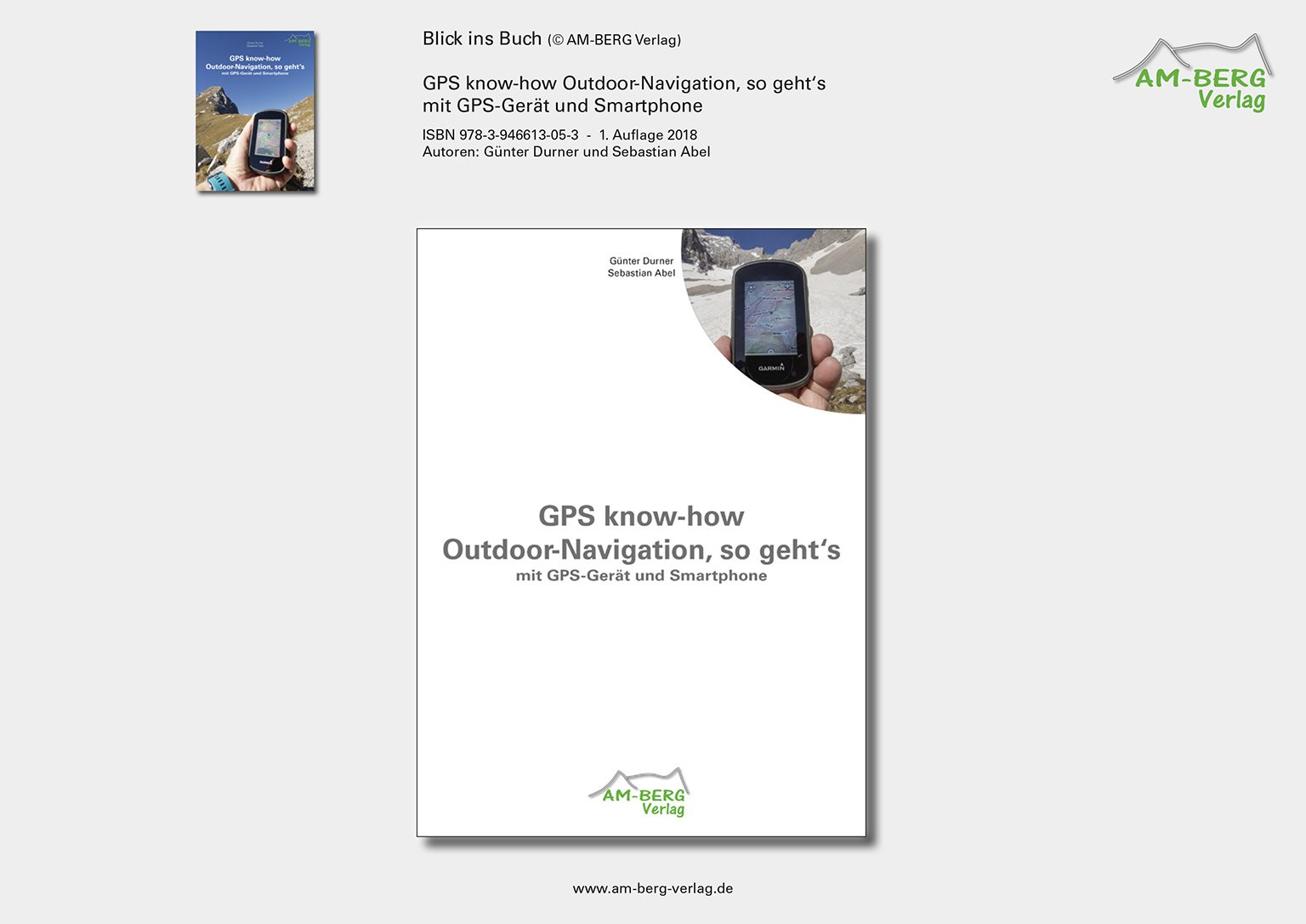 GPS know-how Outdoor-Navigation_BlickinsBuch1