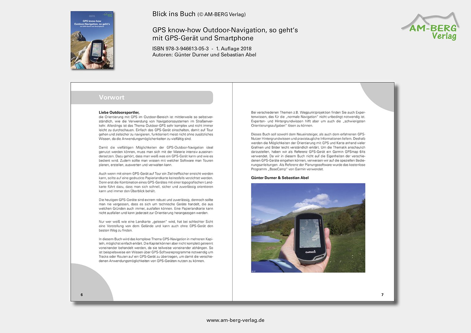 GPS know-how Outdoor-Navigation_BlickinsBuch4