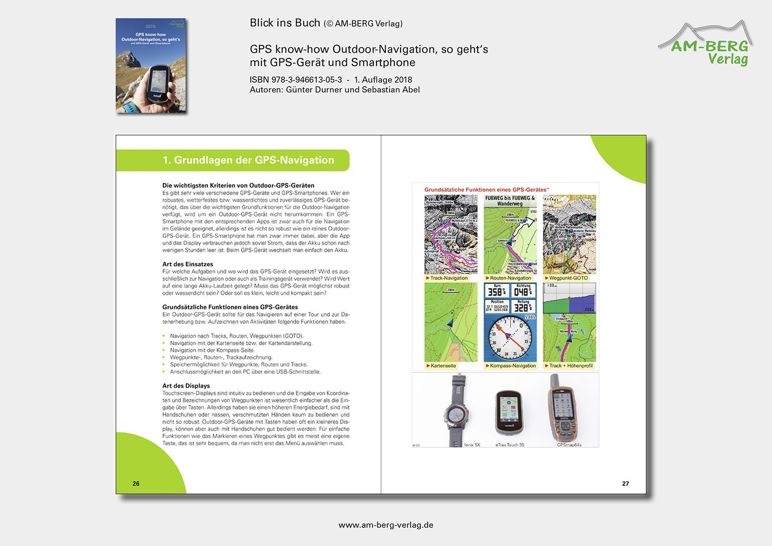 GPS know-how Outdoor-Navigation_BlickinsBuch5