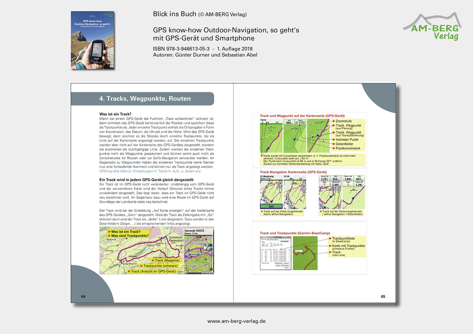 GPS know-how Outdoor-Navigation_BlickinsBuch7