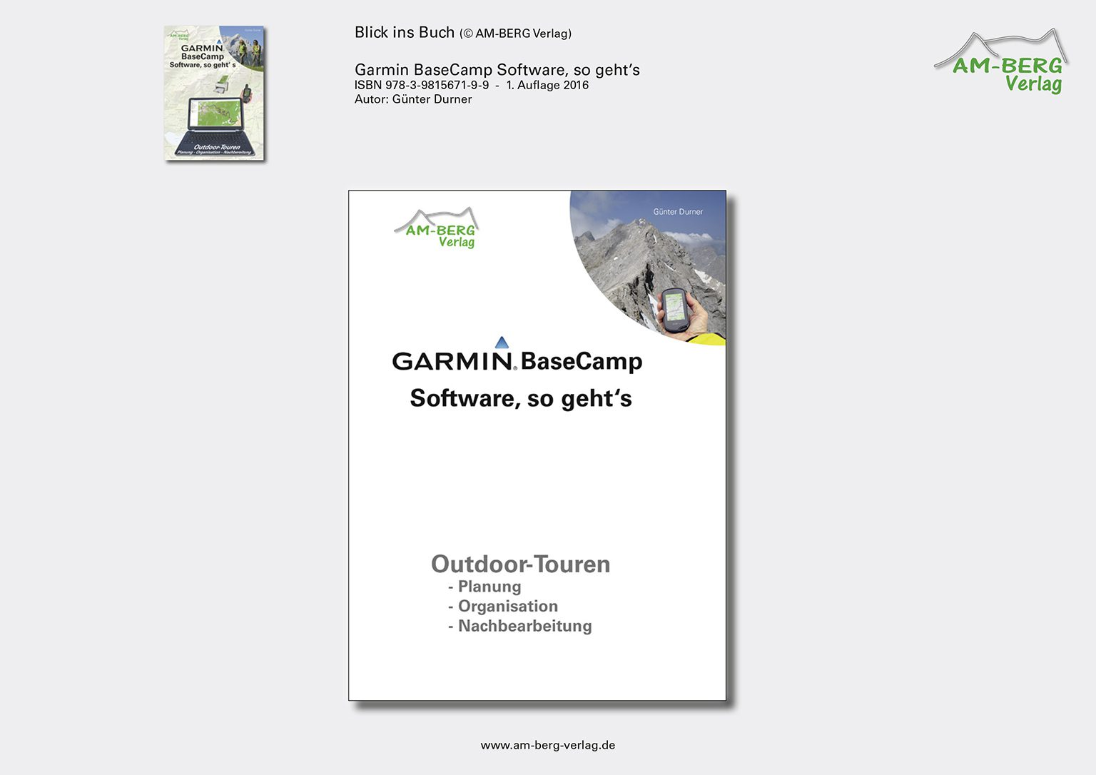 Garmin BaseCamp Software_BlickinsBuch1