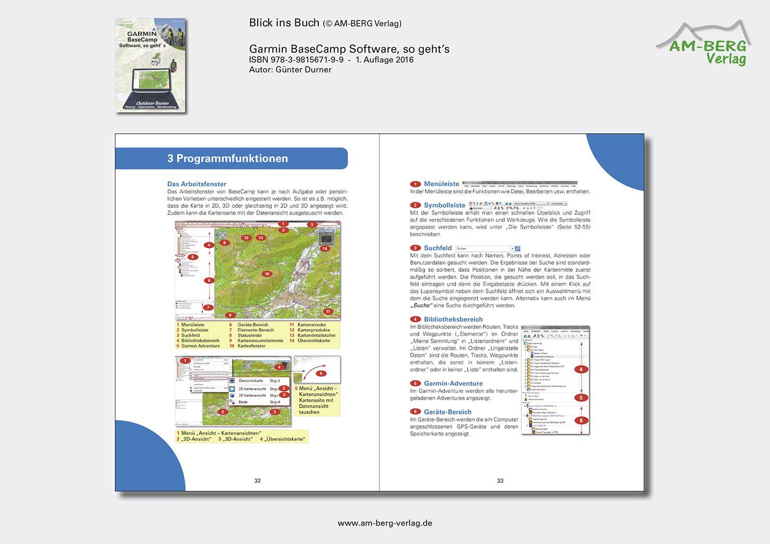 Garmin BaseCamp Software_BlickinsBuch5