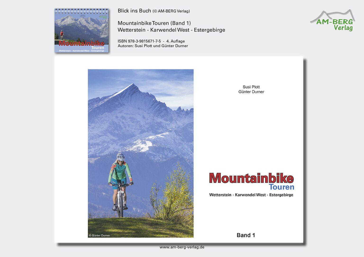 Mountainbike Touren Wetterstein-Karwendel-West-Estergebirge_band1_BlickinsBuch01