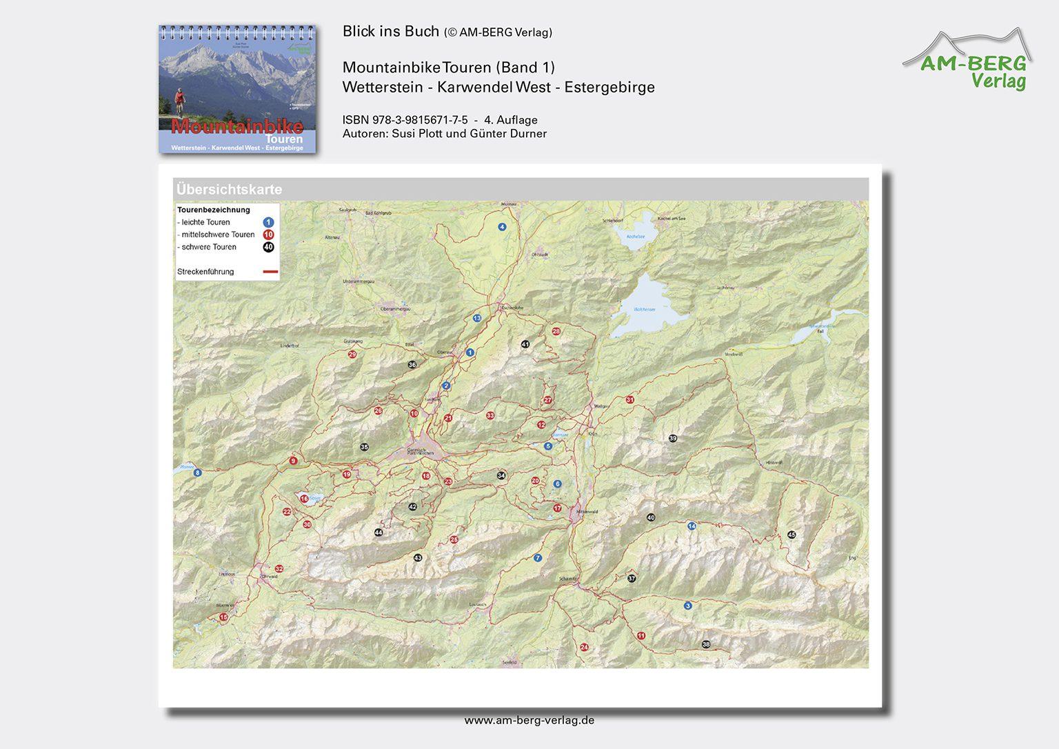 Mountainbike Touren Wetterstein-Karwendel-West-Estergebirge_band1_BlickinsBuch02