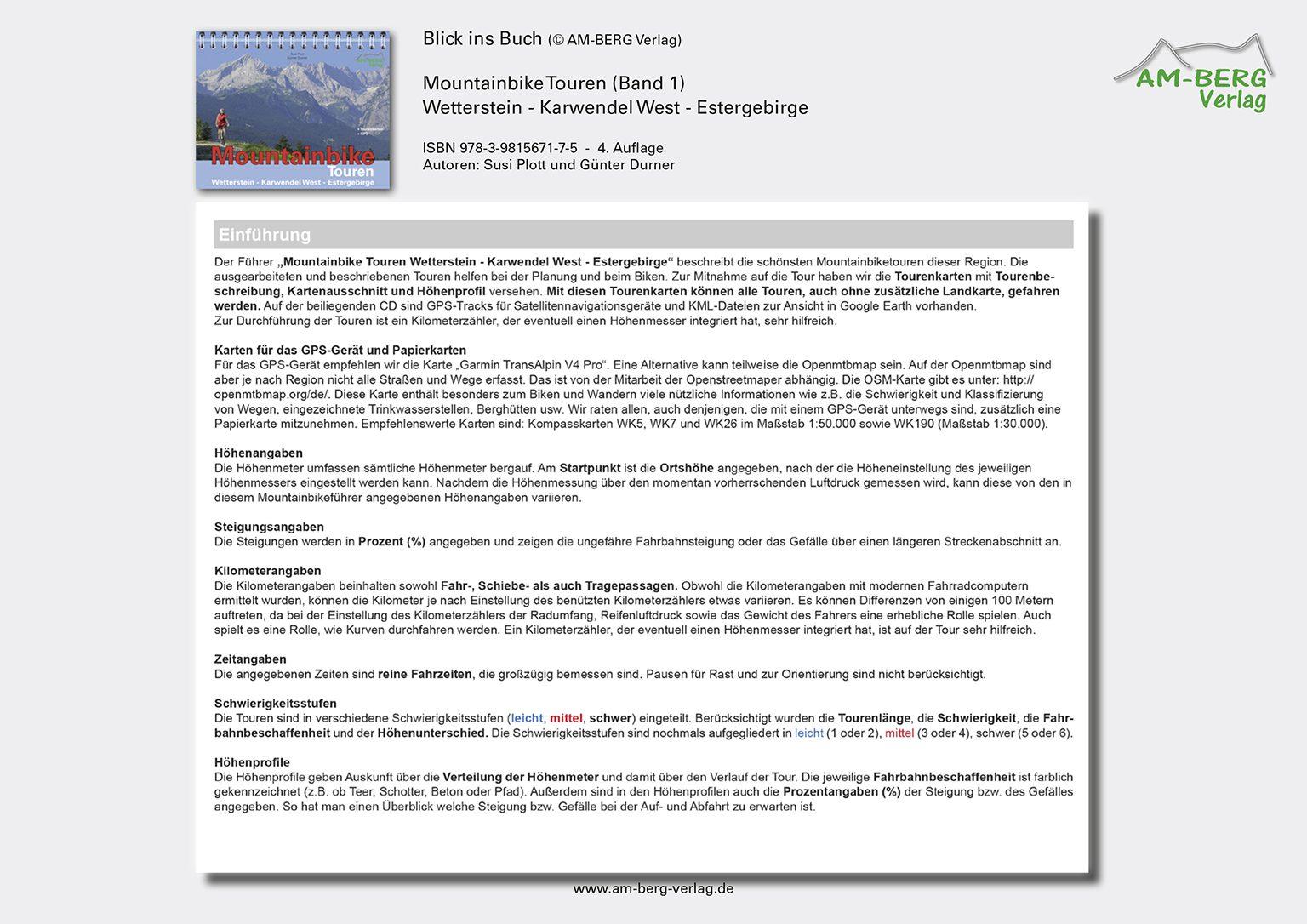 Mountainbike Touren Wetterstein-Karwendel-West-Estergebirge_band1_BlickinsBuch06