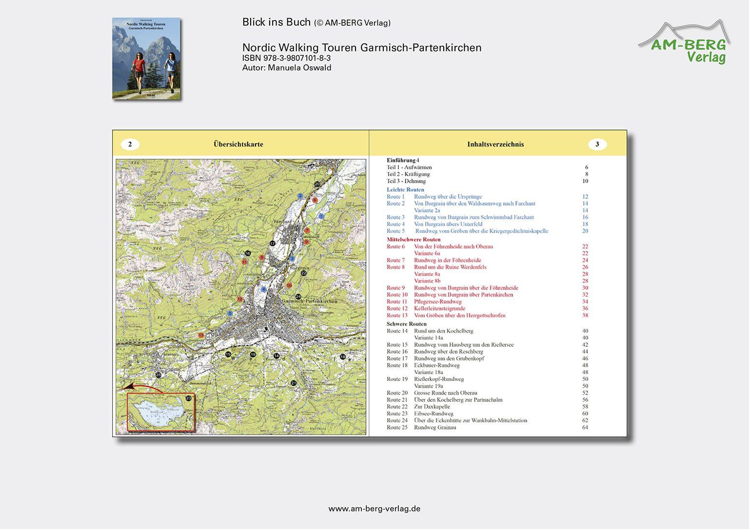 Nordic Walking Touren Garmisch-Partenkirchen_BlickinsBuch1