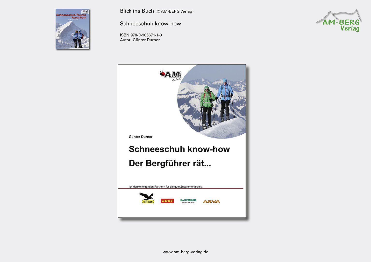 Schneeschuh-Touren know-how_BlickinsBuch1