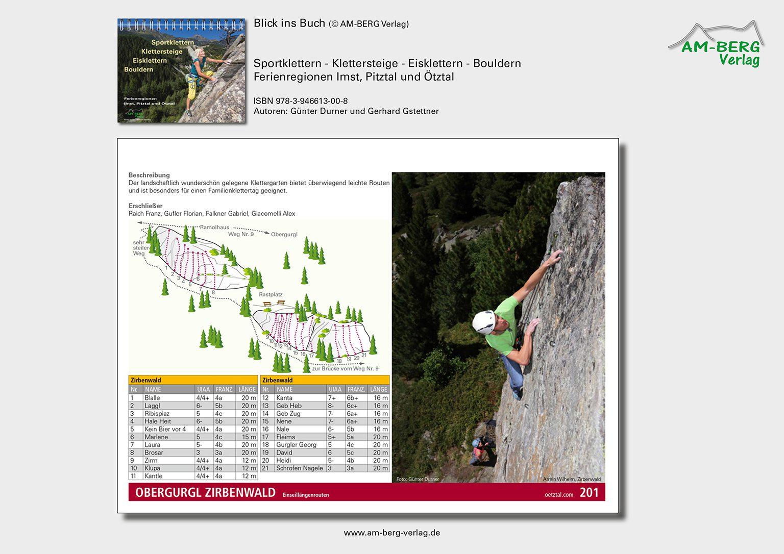 Sportklettern Imst-Pitztal-Ötztal_BlickinsBuch08_Obergurgl-Zirbenwald