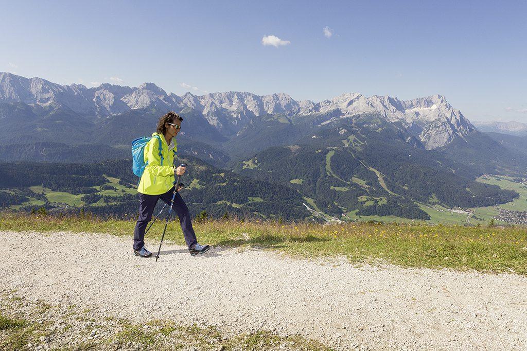 Wandern Garmisch-Partenkirchen, Wank