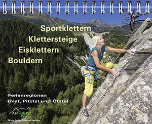 Kletterführer Ferienregion Imst - Pitztal - Ötztal
