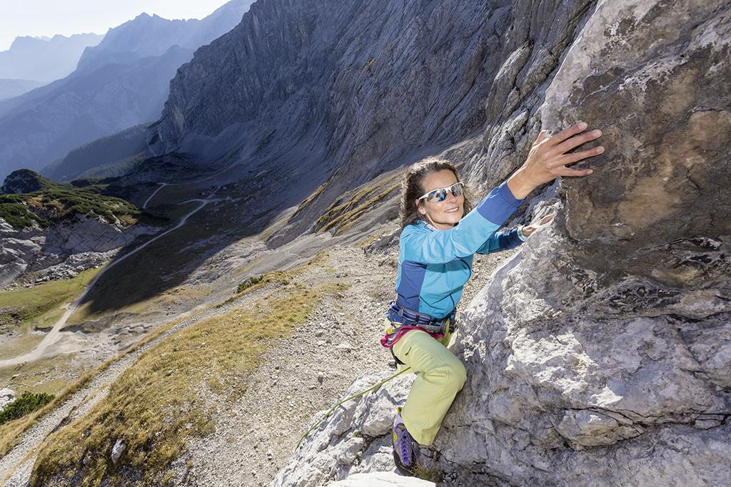 Klettern Garmisch-Partenkirchen