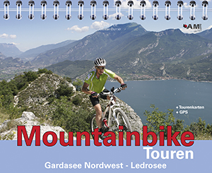 Mountainbike Touren Gardasee Nordwest - Ledrosee (Band 4)