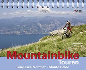 Mountainbike Touren Gardasee Nordost - Monte Baldo (Band 5)