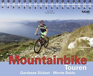 Mountainbike Touren Gardasee Südost-Monte Baldo (Band 7)