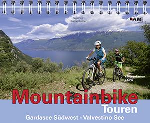 Mountainbike Touren Gardasee Südwest - Valvestion See