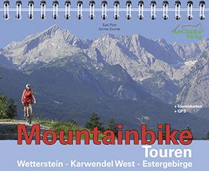 Mountainbike Touren Wetterstein-Karwendel West-Estergebirge