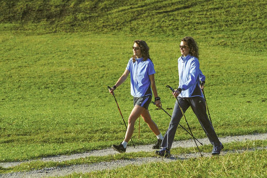 Nordic Walking Garmisch-Partenkirchen