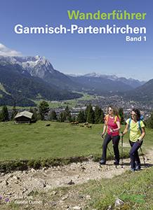 Cover Wanderführer Garmisch-Partenkirchen Band 1