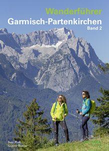 Cover Wanderführer Garmisch-Partenkirchen Band 2